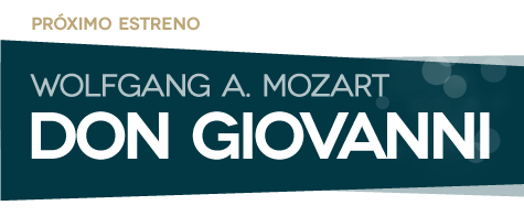 WOLFGANG A. MOZART DON GIOVANNI