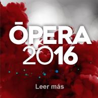 Temporada de ópera 2016